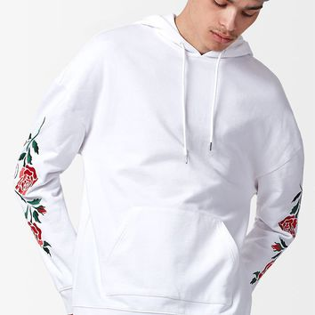 PacSun Rozu Oversized Pullover Hoodie at PacSun.com