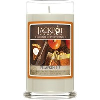 Jackpot Candles Pumpkin Pie Jewelry Candle