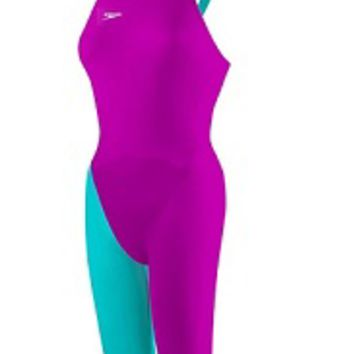 SPEEDO LZR Racer® Elite 2 Closed Back Kneeskin - Metro Swim Shop