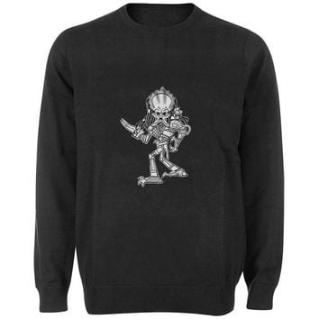 predator sweater Black and White Sweatshirt Crewneck Men or Women for Unisex Size with variant colour