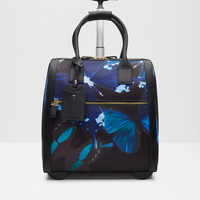 Butterfly Collective travel bag - Black | Bags | Ted Baker UK