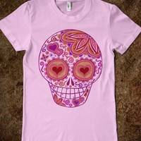 Sugar Skull Love Shirt - Thaneeya