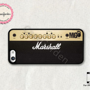 Marshall Guitar iPhone 5C Case, iPhone Case, iPhone Hard Case, iPhone 5C Cover