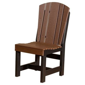 Wildridge Heritage Recycled Plastic Dining Chair