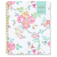 "Day Designer Weekly/Monthly Planner, 2016-2017, 142pgs, 8.5"" x 11"" - Multicolor"