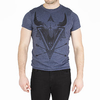 Guys 'Skull And Arrows' Graphic Tee