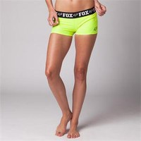 Fox Racing Women's Trainee Active Shorts - Casual - Motorcycle Superstore
