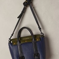 Madi Crossbody Bag by Kelsi Dagger Blue Motif One Size Bags