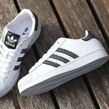 Adidas x Rita Ora Superstar Foundation