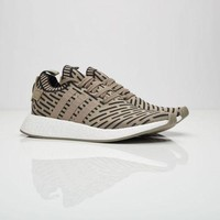 Adidas NMD_R2 PK BA7198 Trace Cargo Men Size US 5 New 100% Authentic