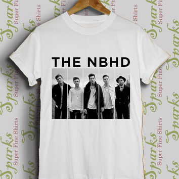 the neighbourhood shirt the neighbourhood tshirt  the nbhd shirt tshirt black shirt white shirt for unisex size