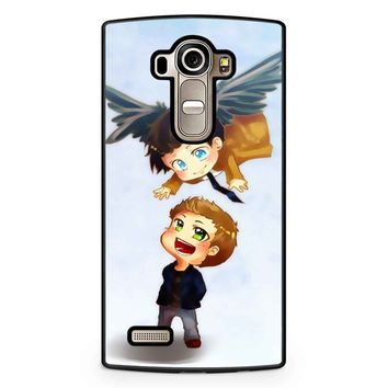 Supernatural Destiel Fanart LG G4 Case