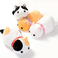 Tsuchineko Plush Collection (Jumbo)