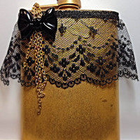 Guilty Gold Flask