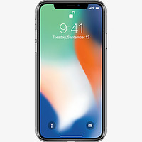 iPhone X 256 GB (Silver)