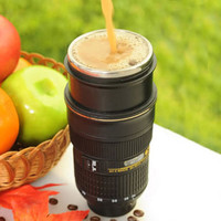 Cool Unique Camera Lens Cup on Luulla