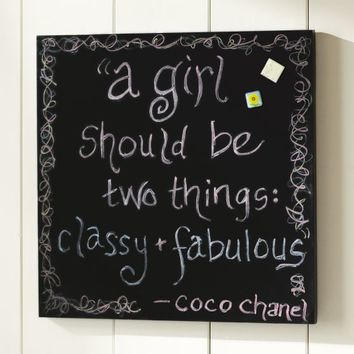 Style Tile 2.0 – Cork, Galvi and Chalk Boards