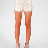 Tartsy Lace Short | Shop Lush Apparel