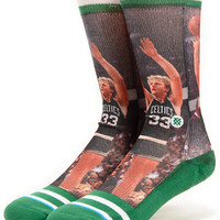 Stance NBA Larry Bird Crew Socks