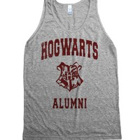 Athletic Grey Tank | Funny Harry Potter Shirts