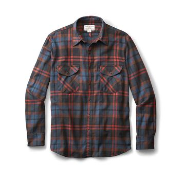 Filson Cascade Flannel Shirt - Men's