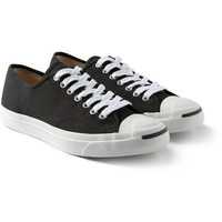 ConverseJack Purcell Canvas Sneakers|MR PORTER