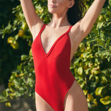 Motel Rocks Miro One Piece Swimsuit | PacSun