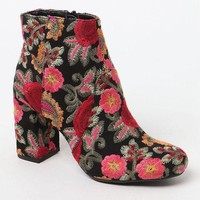 ESBON Mia Embroidered Ankle Boots