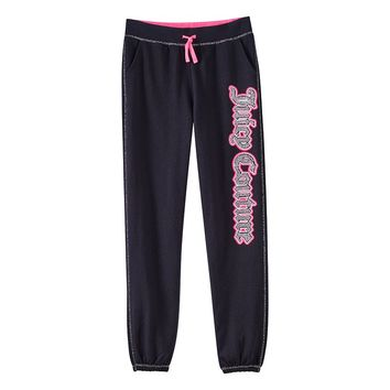 Juicy Couture Jogger Pants - Girls 7-16, Size: