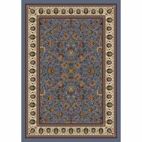 Milliken & Company P4510-C7000-S200 Persian Palace Lapis Rectangular: 3 Ft. 10 In. x 5 Ft. 4 In. Rug  - (In Rectangular)