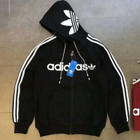 Adidas Fashion Hot Sweatshirt Hoodies Sweater Top H-A-GHSY-1