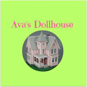 Ava's Dollhouse (1): Ava & Aidan find a mysterious house.