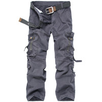 The Field Solid Military Uniform Pants