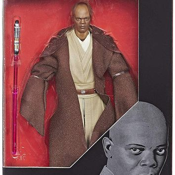 Mace Windu Star Wars The Black Series 6 Inch Action Figure
