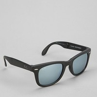 Ray-Ban Matte Folding Wayfarer Sunglasses