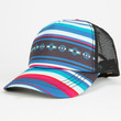 Billabong What You See Womens Trucker Hat Multi One Size For Women 25128895701