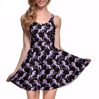 Attack Of The Unicorn Reversible Skirt Dress
