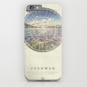 Fernweh Vol 1 iPhone & iPod Case by HappyMelvin | Society6