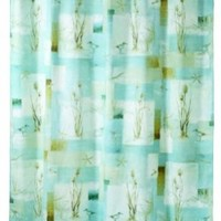 Avanti Linens Blue Waters Shower Curtain, Multi