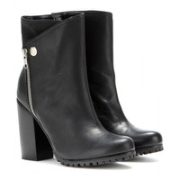 opening ceremony - margot leather boots