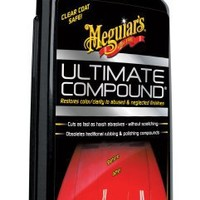 Meguiar's Ultimate Compound | AihaZone Store