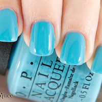 OPI Nail Polish [Can't Find My Czechbook (E75)] *NEW* Euro Centrale Collection  on eBay!