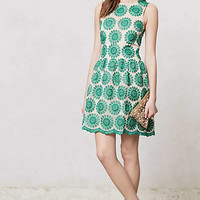 Anthropologie - Lacebloom Dress