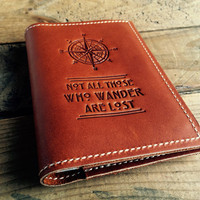 Leather Passport Cover Travel Passport Personalized Wallet Passport Cover... Custom Leather Passport...24 Dollars SALE TODAY