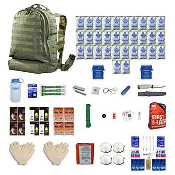 Fox Tactical 72 Hour Emergency Survival Bugout Bag