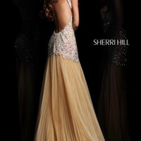 Sherri Hill 21082 at Prom Dress Shop