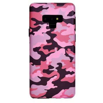 Dusty Rose Camo Samsung Galaxy Case