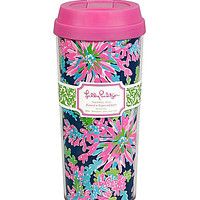 Lilly Pulitzer Thermal Mug Trippin & Sippin