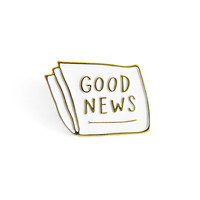 Good News Pin
