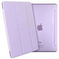 iPad Air 2 Case, ESR Smart Case Cover with Trifold Stand and Magnetic Auto Wake & Sleep Function for iPad Air 2 / iPad 6th Generation(Fragrant Lavender)